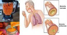 Une recette naturelle à base de carottes et de miel pour vous débarrasser rapidement du rhume, du mucus et de la toux.