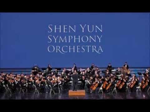 神韵交响乐团 Shen Yun Symphony Orchestra: 曲目: 慈悲的展现 Divine Compassion