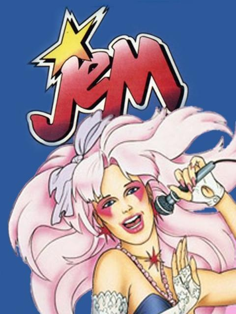 Jem--she was awesome!
