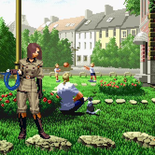 King of Fighters'99, Neo Geo.