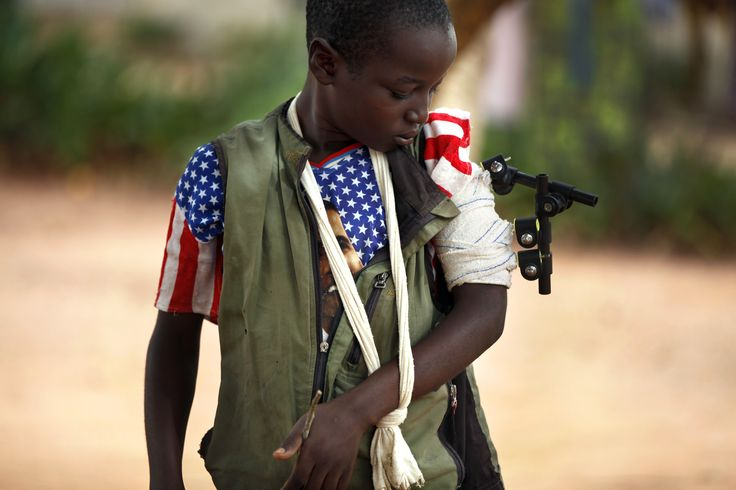 Plea for Peace: Conflict in the Central African Republic - Los Angeles Times