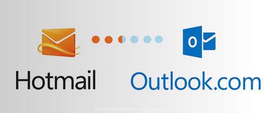 Mi cuenta de Hotmail se actualizó a Outlook