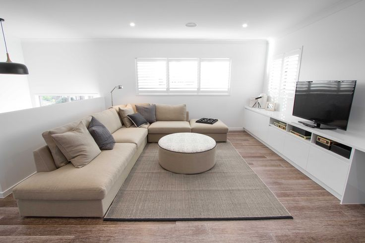 The upstairs open child's retreat has a comfy lounge and entertainment unit…perfect for those lazy DVD days.