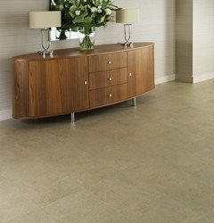 Dry Stone Loam Spacia: A sophisticated and natural texture, evocative of a beach stone with dark, silty stippling. This beautifully embossed design brings understated style to a variety of spaces.   http://www.amtico.com/flooring/stone/dry-stone-loam #flooring #vinyl #natural #amtico  #stone #hallway