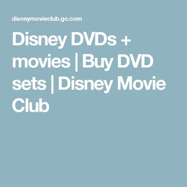 Disney DVDs + movies   Buy DVD sets   Disney Movie Club