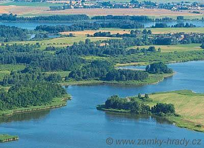 Rybníky a příroda na Třeboňsku