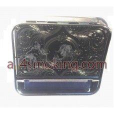 Cod produs: Strong BOX 1 Disponibilitate: În Stoc Preţ: 12,00RON  Aparat de rulat Strong box automatic cu tabachera inclusa.