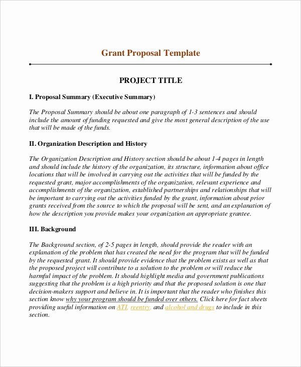 How to write a proposal free online simple template of a resume