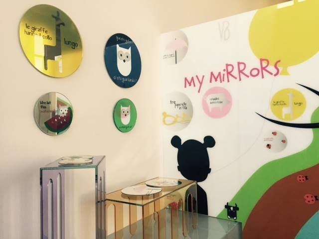 The corner of #Mymirrors is constantly changing!!!