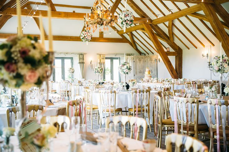 Romantic Luxe style wedding here at Deer Park Hall