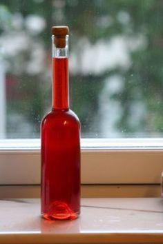 Liquore di fragole, la ricetta