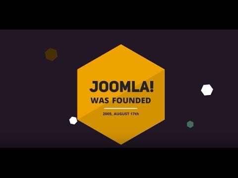 Video laget i forbindelse med Joomla 10 års jubileum.