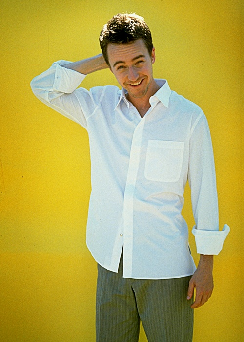 Edward Norton, OMG, the best actor  in the world!!!!