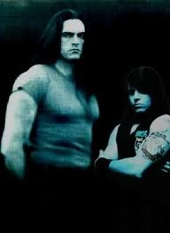 pete steele and glenn danzig. Oh my, it doesn't get much better than that!!