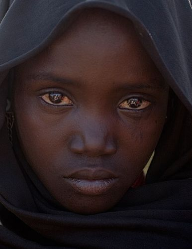 Africa | A girl in the Arbore tribe. Lower Omo Valley, Ethiopia. |  © Lars-Gunnar Svärd