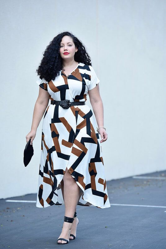 Top 10 Looks of 2017 | Girl With Curves | Plus size fashion, Plus size fashion for women, Plus size outfits