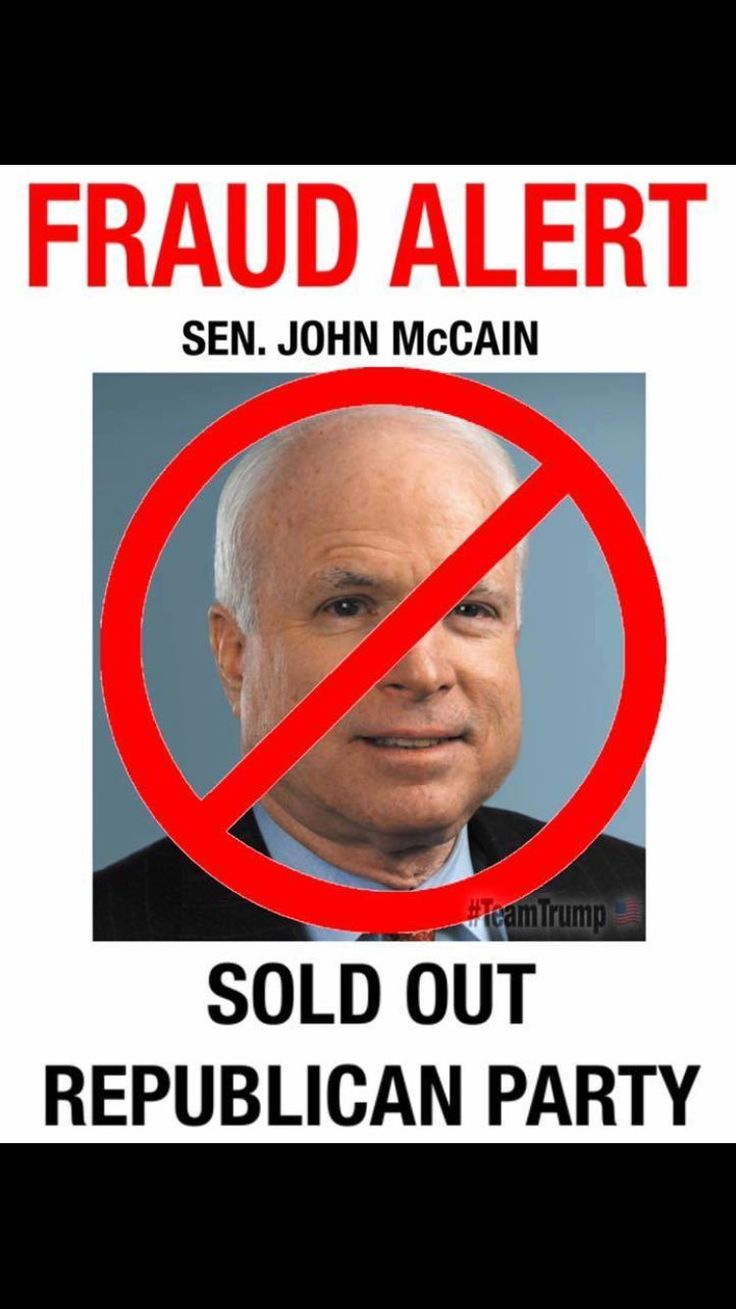 Image result for john McCain piece of shit cartoon