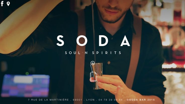 Brand new website, re-branded by us today: http://www.soda-bar.fr