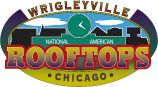 The Wrigleyville Rooftops - Great place to watch the Chicago Cubs win!