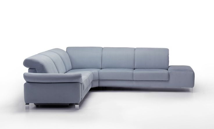 Helena Modern Sectional Sofa By ROM, Belgium