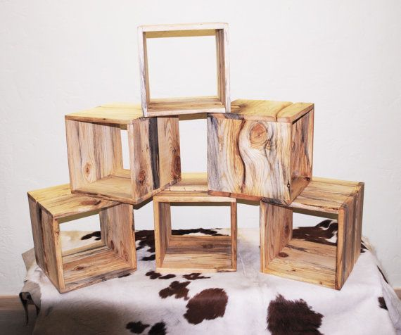 Susan Yeley Interiors: Modular Storage Cube. I Should Make These To Stack Into