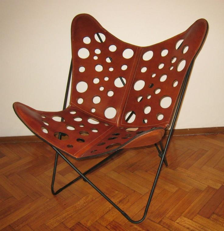 Moderne Lounge, Lounge Stühle, Lounges, Schmetterlinge, Stühle, Leder, Möbel,  Butterfly Chair, Chairs