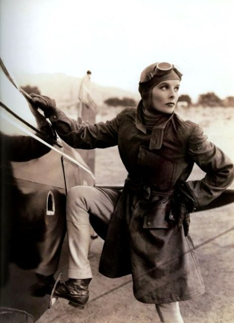 Royalty & Pomp: Katherine Hepburn