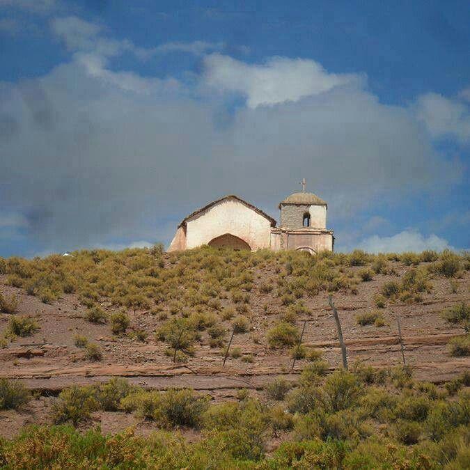 Iglesia de Abra Pampa. Jujuy