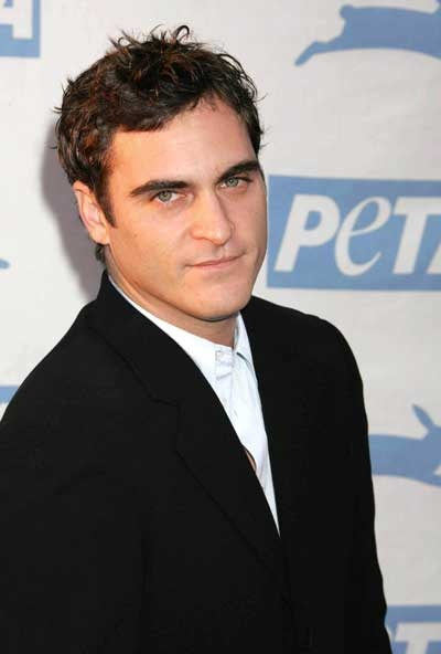 Joaquin Phoenix (born 10/28/1974), formerly credited as Leaf Phoenix, is an American film actor. He was born in San Juan, Puerto Rico, and his family returned to the continental United States four years later. Phoenix is from a family of performers, including his older brother, the late River Phoenix.  Phoenix has ventured behind the camera, directing music videos as well as producing movies and television shows, and has recorded an album, the soundtrack Walk the Line.