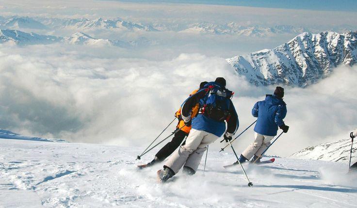 Schwierigkeitsgrade für Anfänger und Skiprofis