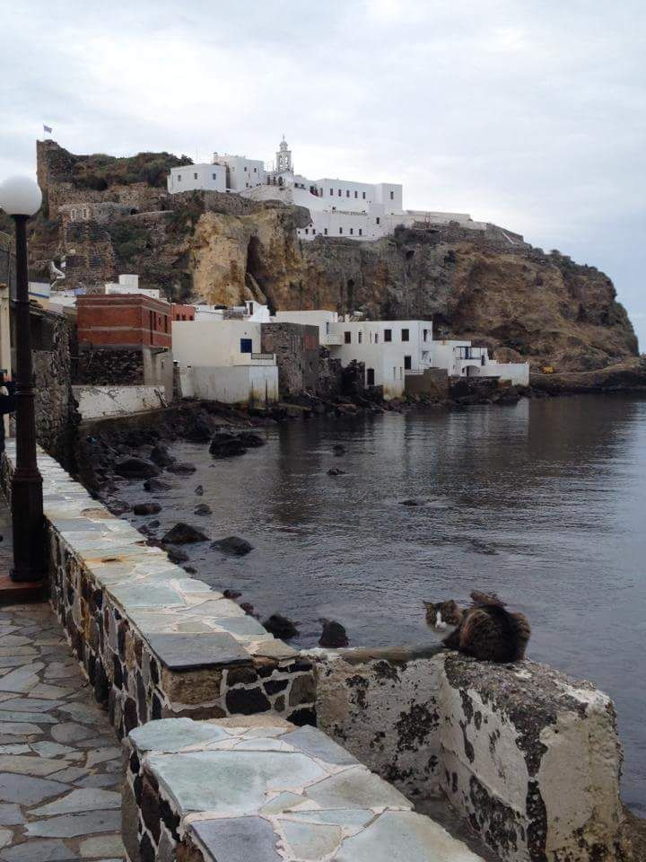 Nissyros, Greece (photo by Hatzer Hasan)