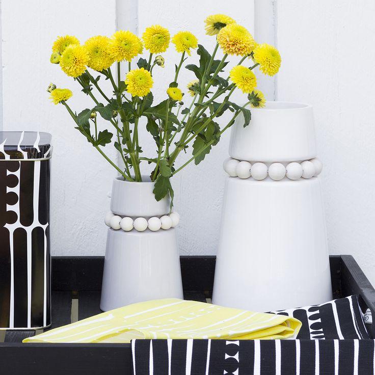 Aarikka - Cooking & Table setting : Nuppu vase, large