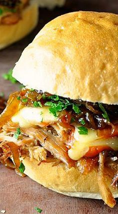 Mexican Pork Rolls with Caramelised Onion