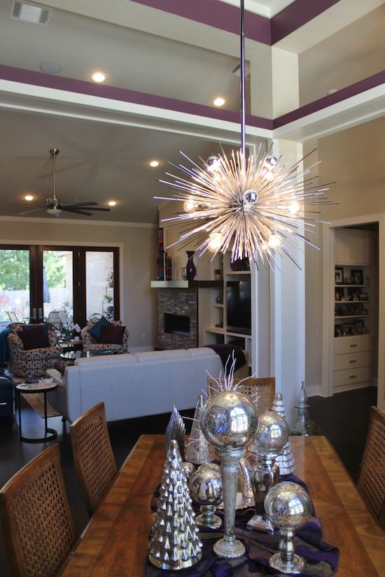 17 best images about texas dining room ideas on pinterest for Bold dining room colors