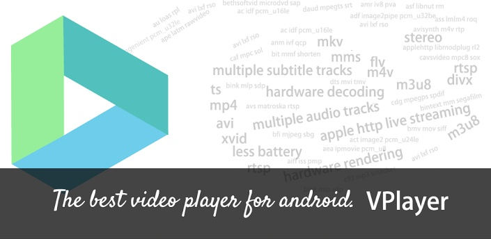 VPlayer Video Player FULL v3.1 (Android Application)