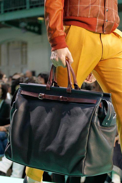 hermes- travel bag for Kalon