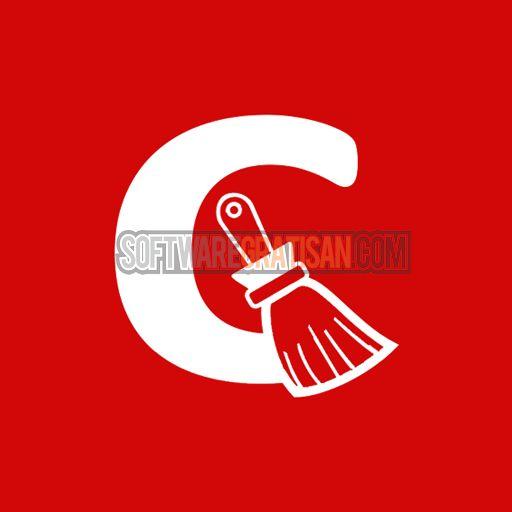 CCleaner Logo: download versi terbarunya di http://softwaregratisan.com/download-piriform-ccleaner-4-18-4844-professional-business-full-crack.html