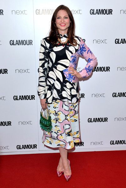Sophie Ellis Bexter - Best and Worst Dressed at the Glamour Women of the Year…