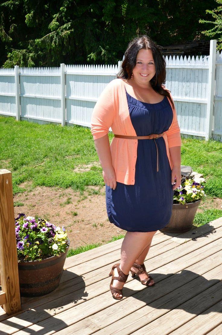 Full Figured & Fashionable: RE-WORK IT GIRL Full Figured & Fashionable Plus size fashion