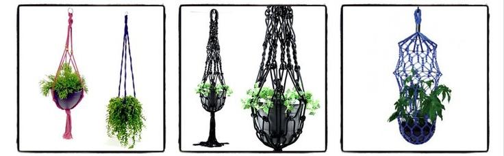 Hanging Garden: piante sospese in un semplice tutorial