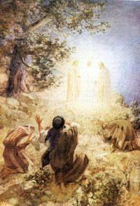 Transfiguración de Jesucristo LEER ORANDO: Lectio divina del 6 de Agosto de 2013