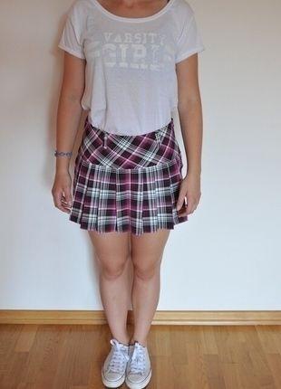 Kup mój przedmiot na #vintedpl http://www.vinted.pl/damska-odziez/spodnice/9962488-spodniczka-w-szkocka-krate