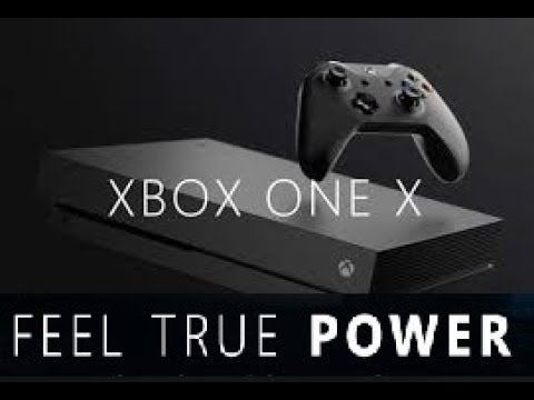 Xbox One X Is A Big Leap Over The PS4 Pro - Devs Will Push Games On More...#games #gaming #gamingnews #xboxone