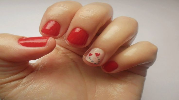Simply Nails ▎❝Valentine's Day Manicure #1❞