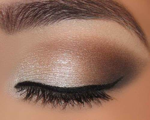 How to Eye Makeup for Brown Eyes