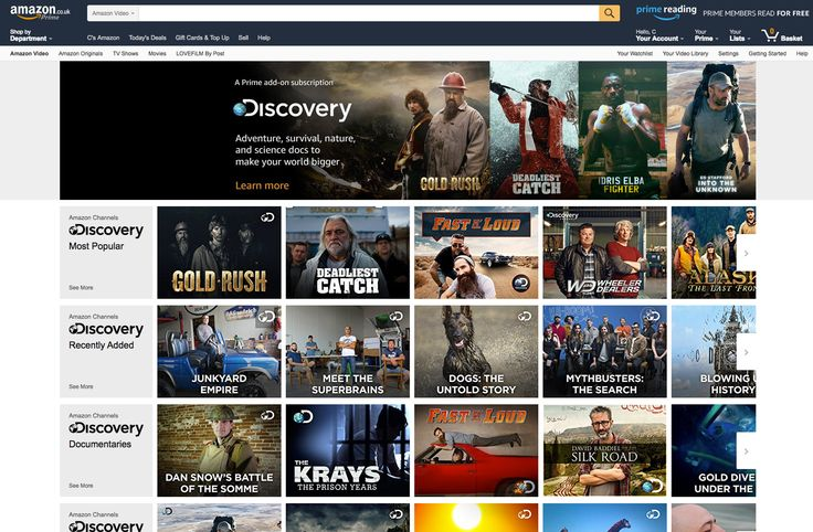 Learn about Amazon UK's new video options will require a TV licence http://ift.tt/2r88xq1 on www.Service.fit - Specialised Service Consultants.