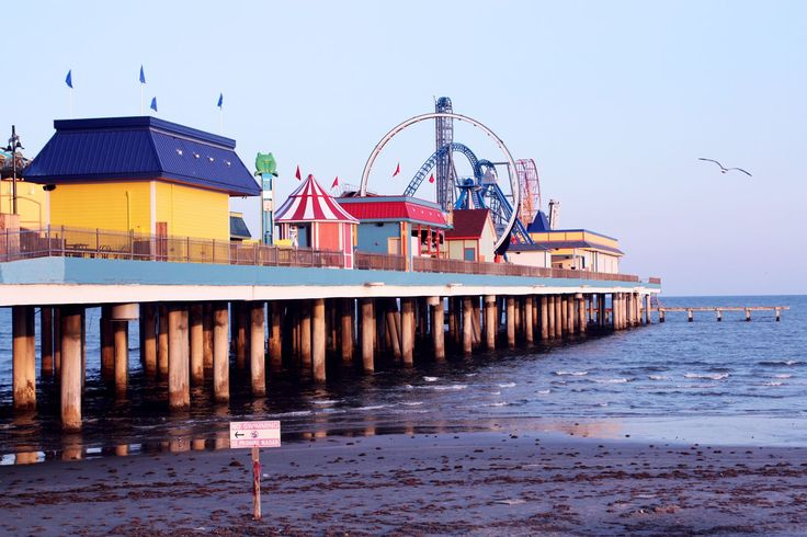 Galveston, TXInstead of Austin, give Galveston a shot. The island city is located on the Gulf Coast, and you can visit the seriously bizarre and iconic Moody Gardens, a theme park that features free-roaming monkeys, sharks, and a golf course. Hit up Island Famous, a nightlife spot with five different themed bars on site. Whether you're in the mood for a Caribbean-inspired rum drink or a Tiki cocktail, you'll find it here. When you get hungry, try the highly popular restaurant Rudy