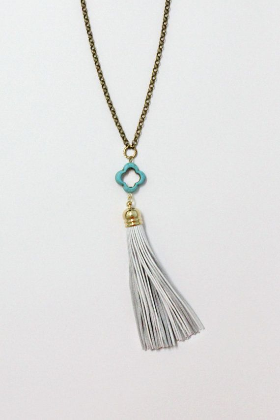 Perfect 156 best Tassel Necklaces images on Pinterest | Tassel necklace  FU51