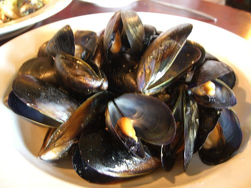 Mussels! So Good!! | Seafood is to See Food! | Pinterest