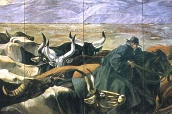 «La redenzione dell'Agro Pontino», 1934